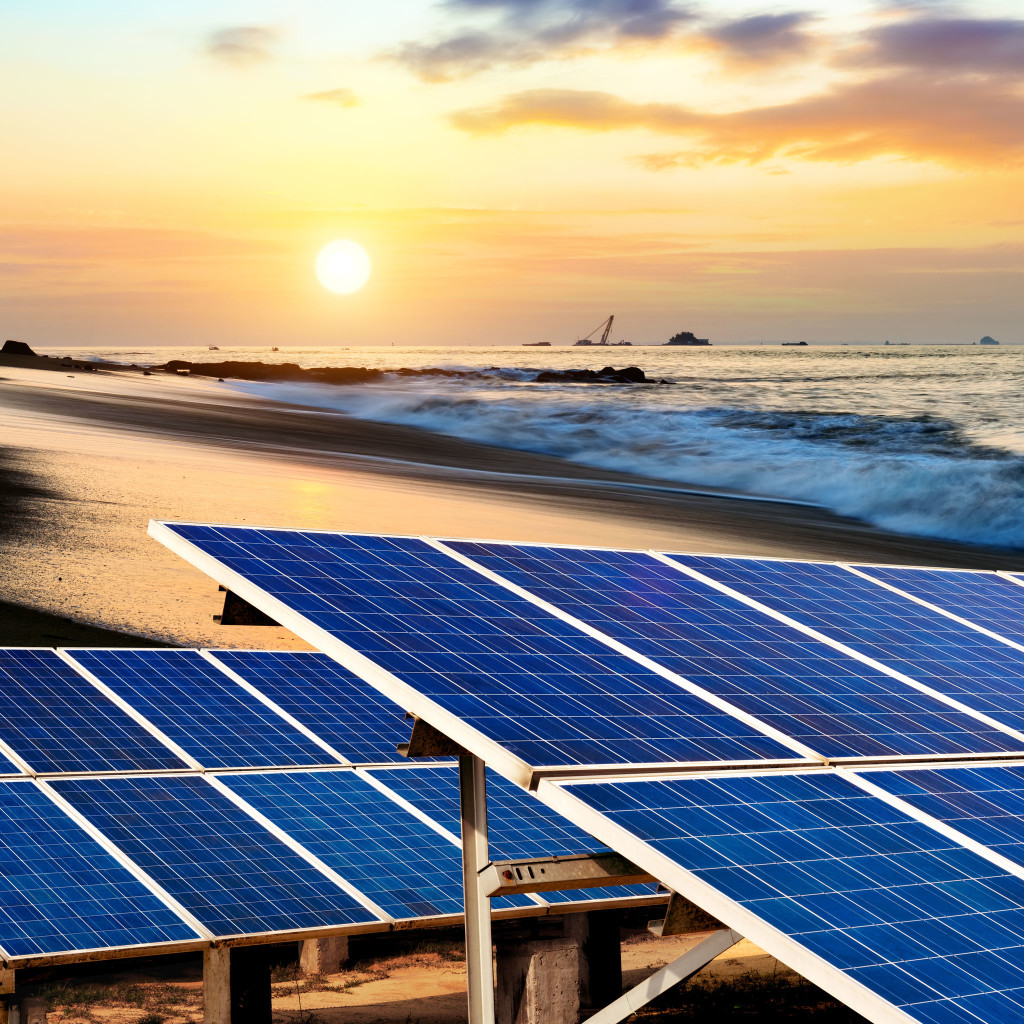California Beaches To House Solar Panelssquib News Your