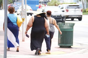 Overweight Americans Cause Earth's Axial Shift, Threaten Diplomacy