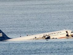 Pilot Deliberately Lands the Plane in Water to Check if Passengers Can Actually Perform the Safety Instructions Taught to Them
