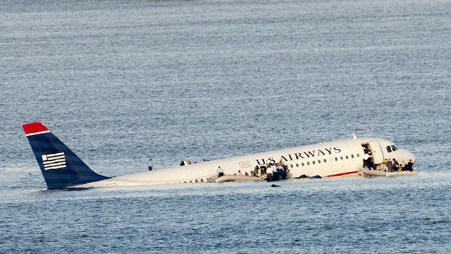 pilot plane hudson river landing with Pilot Deliberately Lands The Plane In Water To Check If Passengers Can Actually Perform The Safety Instructions Taught To Them on New York Miracle On The Hudson Survivors Mark 5 Years also Inside Miracle Hudson Never Seen Photo Shows Captain Sully S Cockpit Saved 155 Lives moreover Plane Crashes In Hudson River furthermore Darling Ive Just Accident The Amazing Calm Airline Pilot Landed Hudson River as well Clay Presley Miracle Hudson Survivor Over es Fear Flying Pilot.
