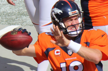 NFL and CBS to Fine Peyton Manning Over Subliminal Advertising