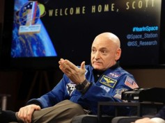 Astronaut Scot Kelly Saddened, No One on Earth Noticed Absence