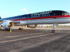 Trump to Launch a Private Jet Service to Fly Willing Celebs to Canada