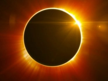 Solar Eclipse Footaged Leaked Early From NASA