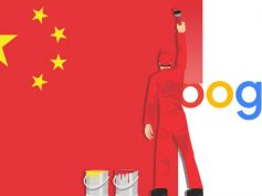 China Buys Google for $1 Trillion